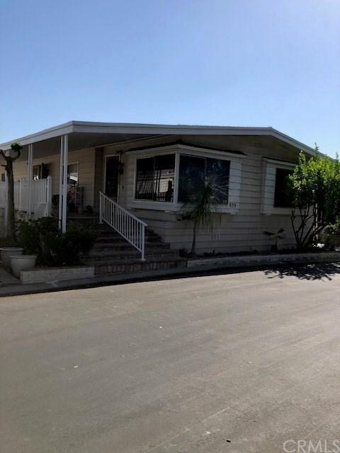 4095 Fruit Street #855, La Verne, CA 91750 (#TR18253492) :: Millman Team