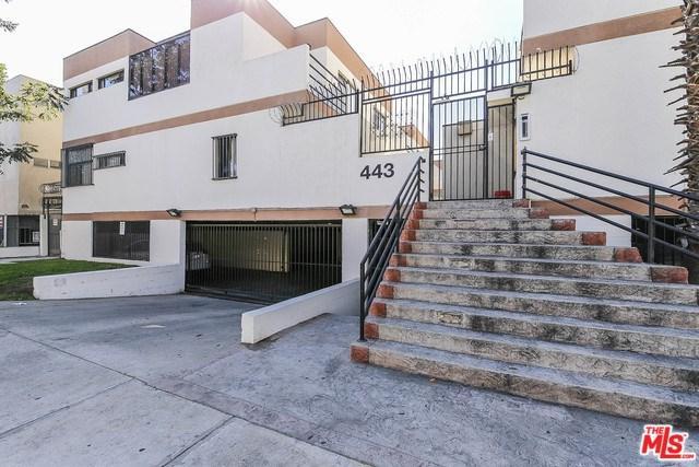 443 S Gramercy Place E, Los Angeles (City), CA 90020 (#18398246) :: Millman Team