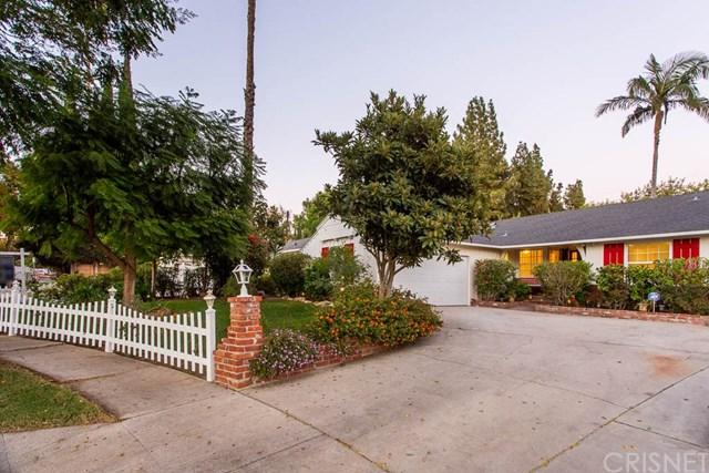 8306 Nestle Avenue, Northridge, CA 91325 (#SR18253632) :: Millman Team