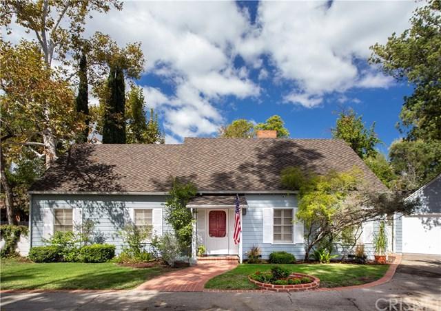 23119 Ostronic Drive, Woodland Hills, CA 91367 (#SR18251526) :: Millman Team