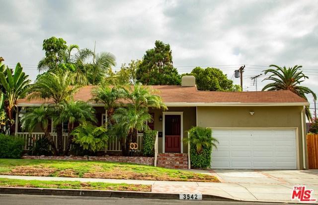 3542 S Bentley Avenue, Los Angeles (City), CA 90034 (#18397416) :: Team Cooper | Keller Williams Realty Chico Area