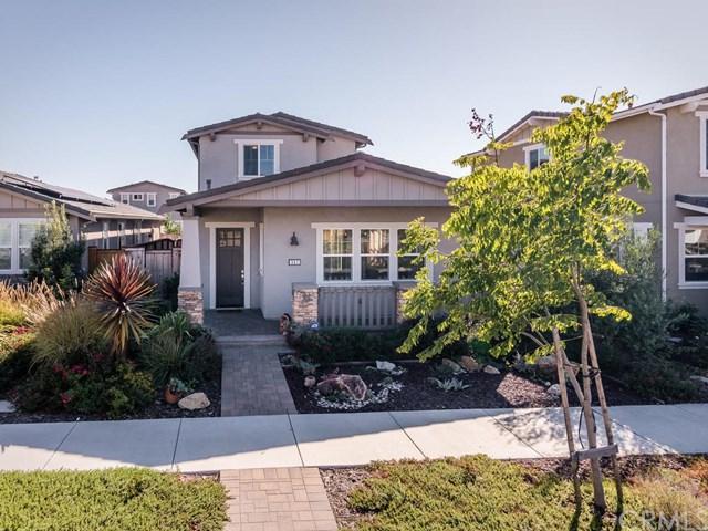 337 Sage Street, San Luis Obispo, CA 93401 (#SP18250445) :: Pismo Beach Homes Team