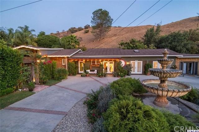 9501 Clybourn Street, Sun Valley, CA 91352 (#318004293) :: Fred Sed Group