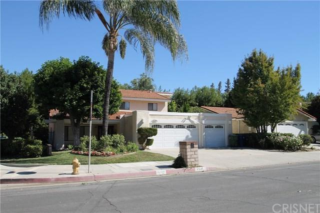 5540 Farralone Avenue, Woodland Hills, CA 91367 (#SR18252040) :: Millman Team
