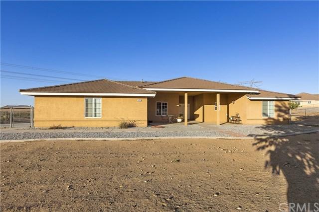 6797 Blue Rose Lane, Oak Hills, CA 92344 (#CV18253662) :: Millman Team