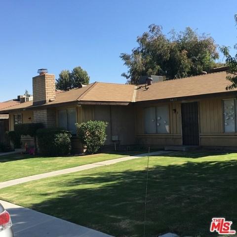 6017 Nogal Avenue, Bakersfield, CA 93309 (#18398468) :: Millman Team
