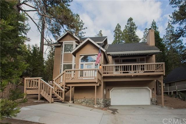 525 Grass Valley Road, Lake Arrowhead, CA 92352 (#PW18254006) :: Millman Team