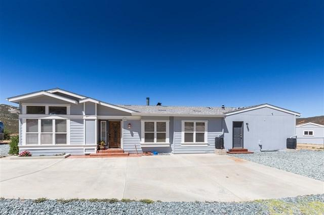 23093 Viejas Grade Rd., Descanso, CA 91916 (#180058563) :: Fred Sed Group