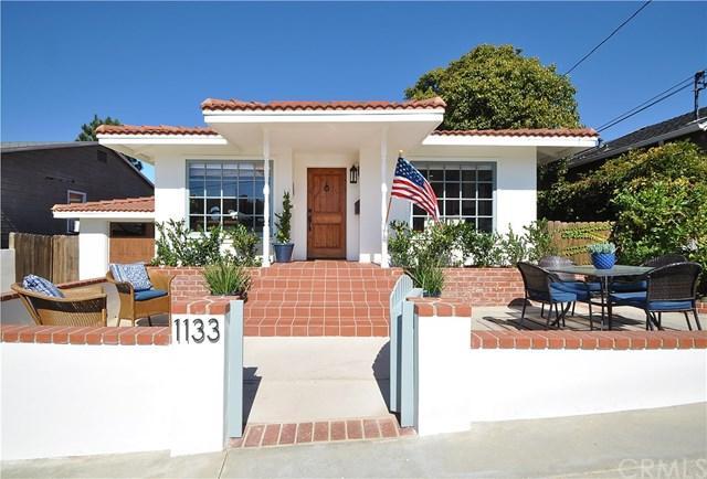 1133 8th Street, Hermosa Beach, CA 90254 (#SB18253639) :: Go Gabby