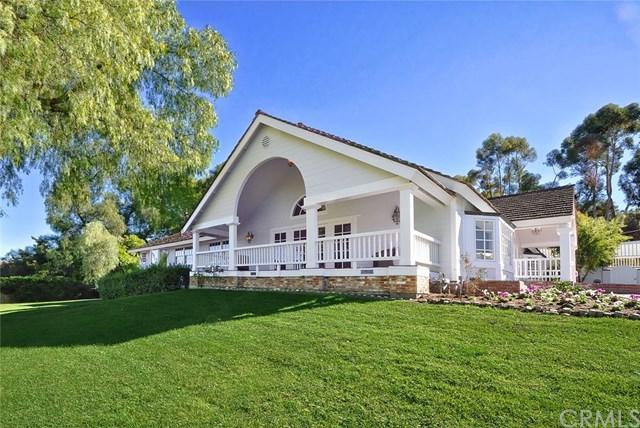 2676 Palos Verdes Drive N, Rolling Hills Estates, CA 90274 (#PV18252862) :: Barnett Renderos
