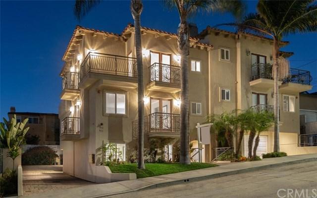 651 9th Street, Hermosa Beach, CA 90254 (#SB18239409) :: Go Gabby