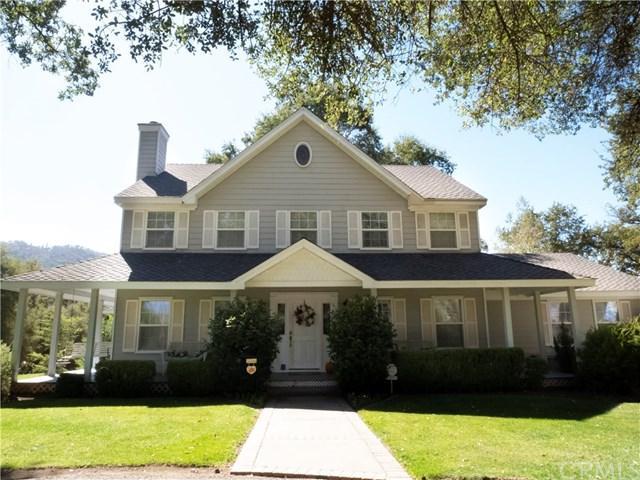 45144 Mockingbird Lane, Oakhurst, CA 93644 (#FR18254180) :: Millman Team