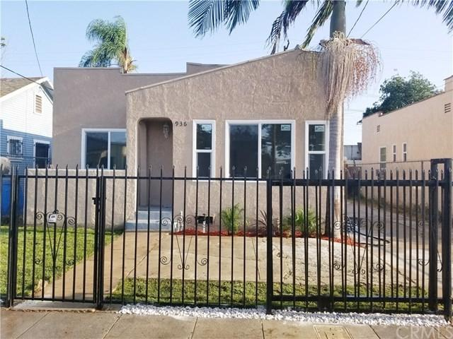 936 W Magnolia Street, Compton, CA 90220 (#DW18254206) :: Keller Williams Realty, LA Harbor