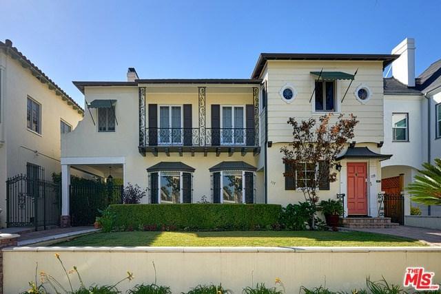 117 N Mansfield Avenue, Los Angeles (City), CA 90036 (#18398518) :: Millman Team