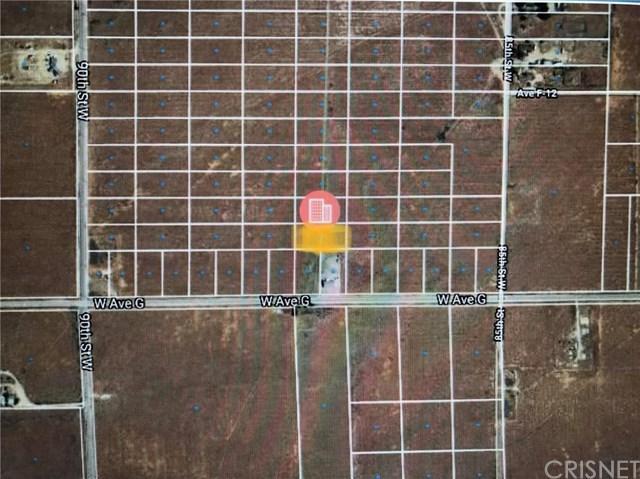 0 Vac/Vic Avenue F14/85 Stw, Lancaster, CA 93536 (#SR18254739) :: Millman Team