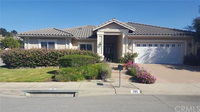 285 La Cresta Drive, Arroyo Grande, CA 93420 (#SP18253843) :: Pismo Beach Homes Team