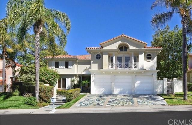 18 Via Porto Grande, Rancho Palos Verdes, CA 90275 (#PV18254571) :: Fred Sed Group