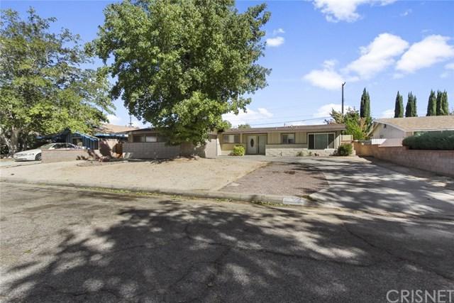 44312 Palm Vista Avenue, Lancaster, CA 93535 (#SR18254429) :: Millman Team