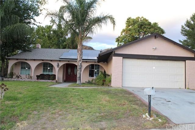 23933 Darbun Drive, Newhall, CA 91321 (#SR18254908) :: Fred Sed Group