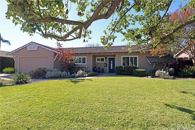 523 Clark Avenue, Claremont, CA 91711 (#CV18254464) :: Cal American Realty