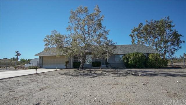 12358 Desert Ranch Road, Phelan, CA 92371 (#CV18254925) :: Millman Team