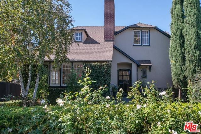 513 N Gower Street, Los Angeles (City), CA 90004 (#18388396) :: Millman Team