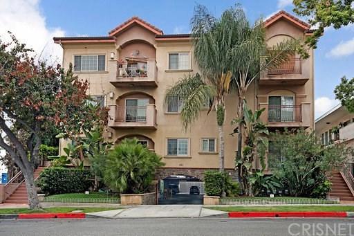 421 E Santa Anita Avenue #303, Burbank, CA 91501 (#SR18255107) :: Millman Team