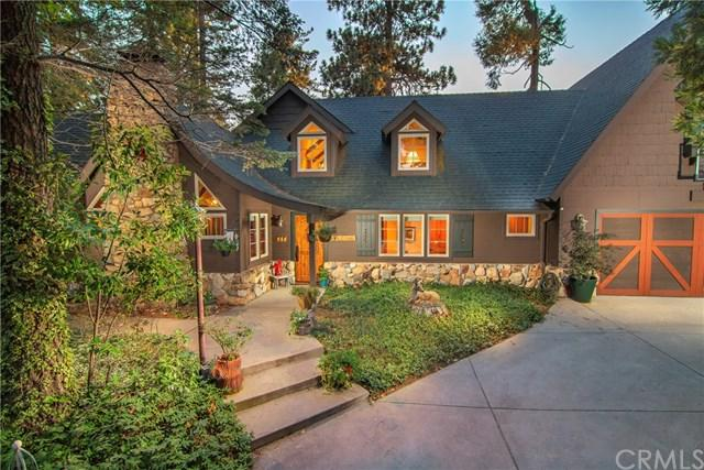 770 Crest Estates Drive, Lake Arrowhead, CA 92352 (#EV18255233) :: Millman Team