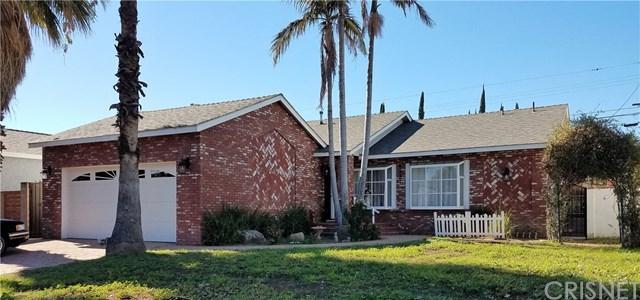 6951 Cozycroft Avenue, Winnetka, CA 91306 (#SR18255384) :: Kim Meeker Realty Group