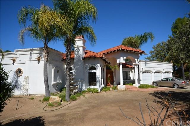 18525 Avenida Escalera, Murrieta, CA 92562 (#SW18255471) :: Keller Williams Temecula / Riverside / Norco