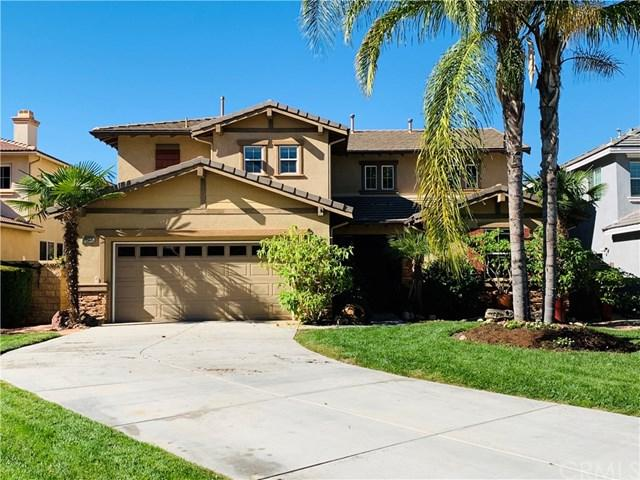 35645 Cornflower Place, Murrieta, CA 92562 (#SW18255488) :: Keller Williams Temecula / Riverside / Norco