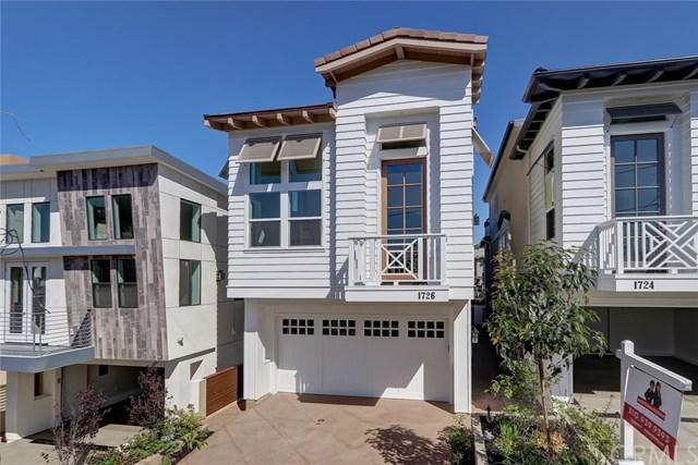 1726 Steinhart Avenue, Redondo Beach, CA 90278 (#SB18255672) :: Barnett Renderos