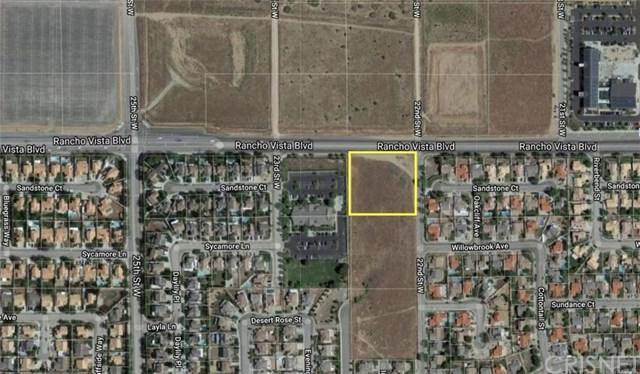 2200 Rancho Vista Boulevard, Palmdale, CA 93550 (#SR18255818) :: Group 46:10 Central Coast