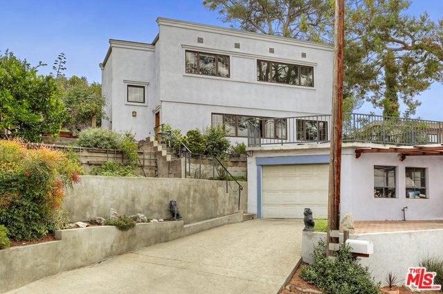 3776 Cazador Street, Los Angeles (City), CA 90065 (#18394890) :: Millman Team