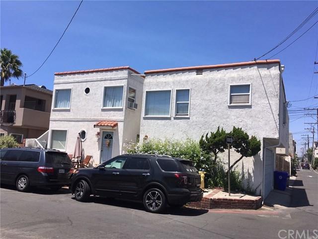 409 30th Street, Manhattan Beach, CA 90266 (#PV18254621) :: Millman Team