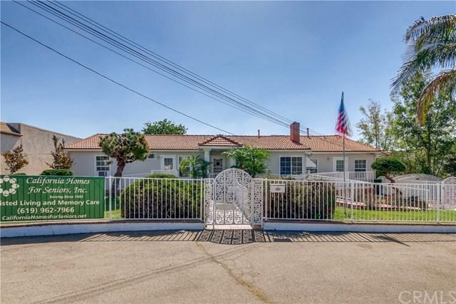 1061 E Bradley Avenue, El Cajon, CA 92021 (#PT18255993) :: RE/MAX Masters