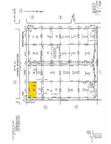 0 Vac/Cor 42nd Ste/Pearblossom, Palmdale, CA 93550 (#SR18256110) :: Group 46:10 Central Coast