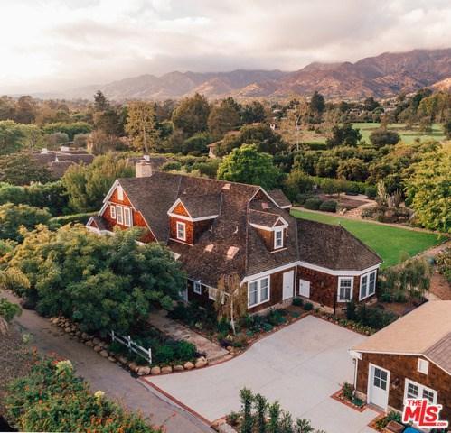 256 Santa Rosa Lane, Montecito, CA 93108 (#18399558) :: Millman Team