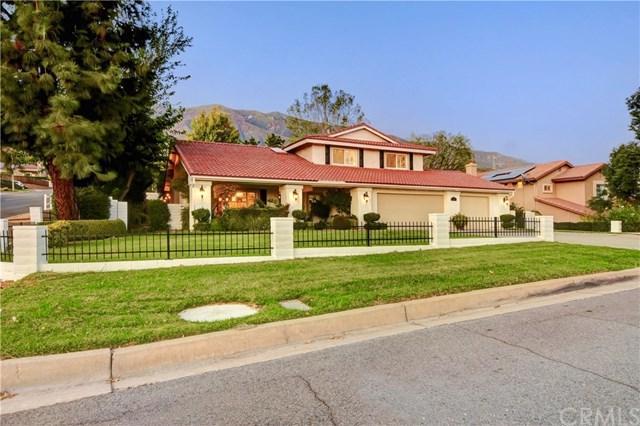 9110 Hidden Farm Road, Rancho Cucamonga, CA 91737 (#CV18255826) :: Group 46:10 Central Coast