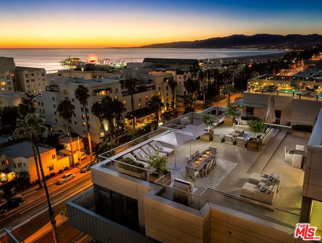 1755 Ocean Avenue Ph9a9b, Santa Monica, CA 90401 (#18391922) :: Fred Sed Group