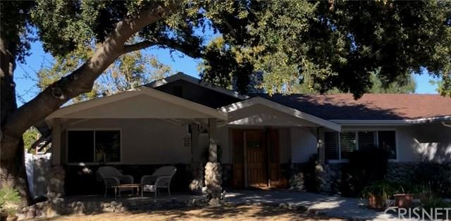 21117 Placerita Canyon Road, Newhall, CA 91321 (#SR18256732) :: RE/MAX Innovations -The Wilson Group