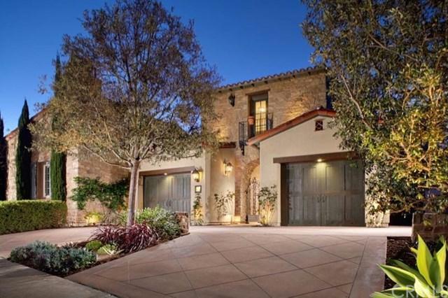 55 Hidden Trail, Irvine, CA 92603 (#OC18256814) :: The Darryl and JJ Jones Team