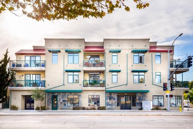 1111 Ocean Street #304, Santa Cruz, CA 95060 (#ML81728682) :: Fred Sed Group