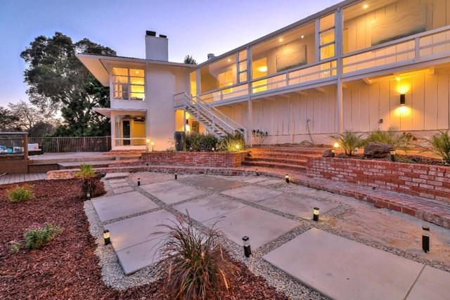 23 Hollins Drive, Santa Cruz, CA 95060 (#ML81728709) :: The Laffins Real Estate Team