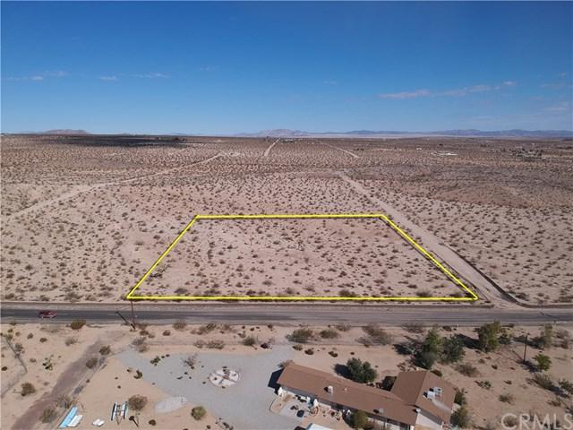 0 Bonair Avenue, Joshua Tree, CA 92252 (#JT18257495) :: RE/MAX Masters