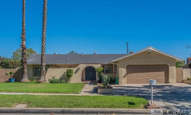1498 N Ukiah Way, Upland, CA 91786 (#CV18240824) :: The Costantino Group | Cal American Homes and Realty