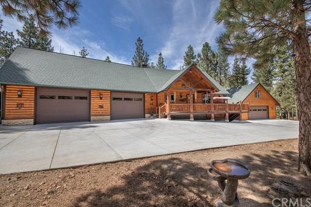 997 Eagles Nest Court, Big Bear, CA 92314 (#EV18258937) :: Fred Sed Group