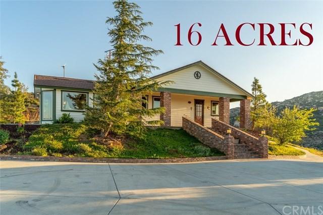 26905 Deer Canyon Drive, Ramona, CA 92065 (#SW18259501) :: Fred Sed Group