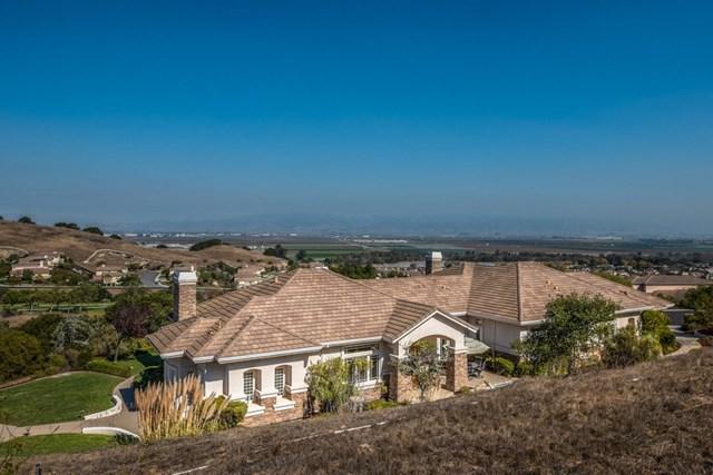 19603 Longview Terrace Te, Salinas, CA 93908 (#ML81729136) :: Fred Sed Group