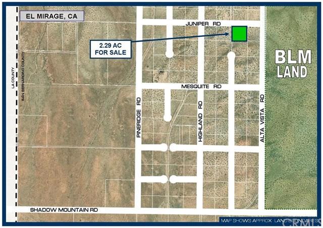 0 Juniper Street, El Mirage, CA  (#SW18259934) :: Go Gabby